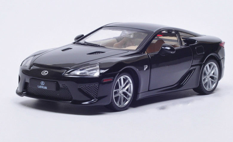 1:32 Car Styling Brinquedos For LX LFA Sport Car Scale Models Alloy Diecast Car Model Toys Decoration Collection(China (Mainland))