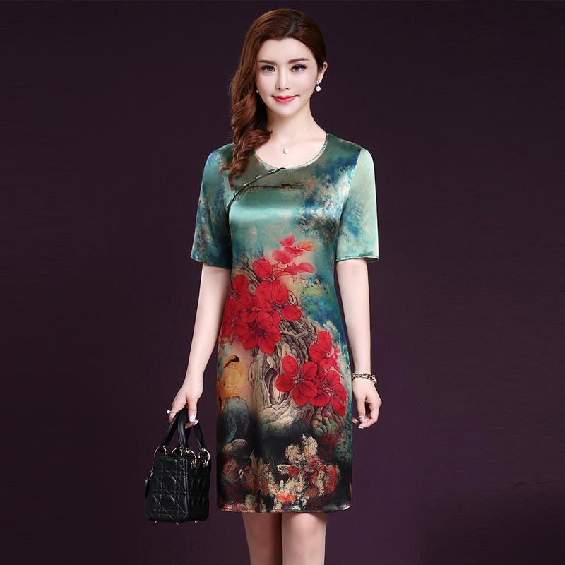 Купить Шелковые Платья Из Натурального Шелка