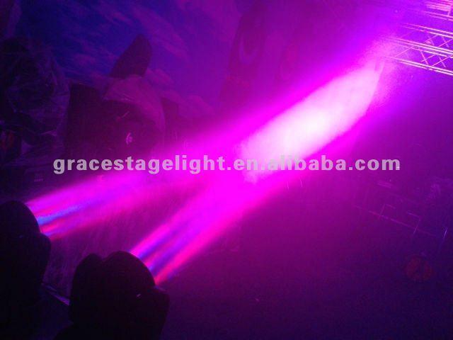 108 led moving head beam 36pcs 3w rgbw 4colors
