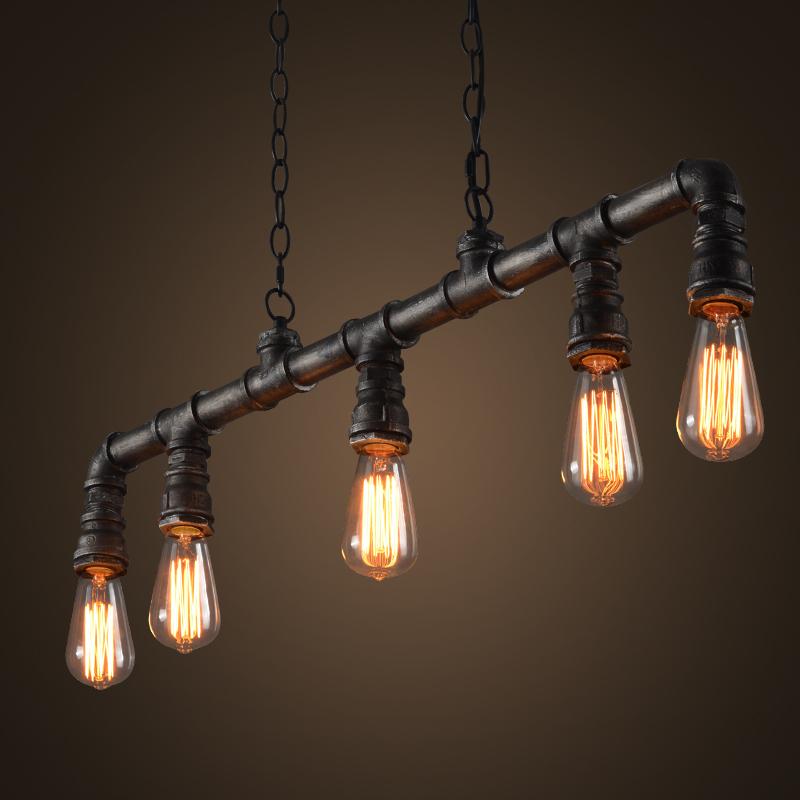 Oanon European Modern Style LED Acrylic Chandeliers