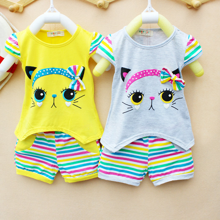 Female baby clothes girls clothing 6 12 months old 0 1 2 3