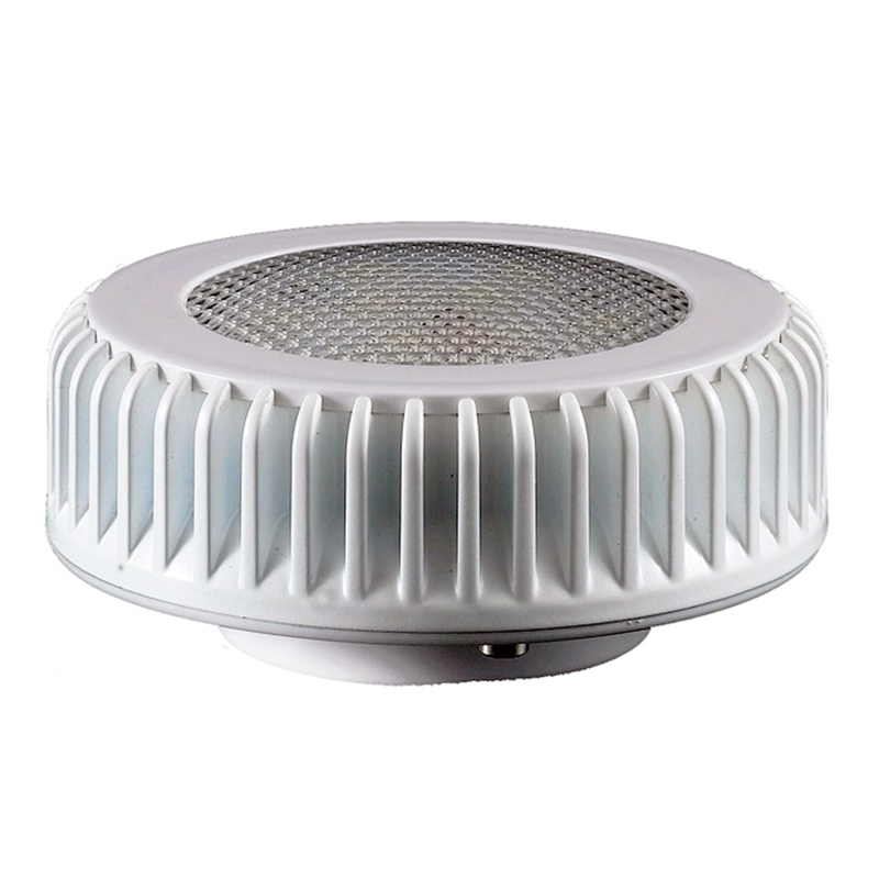 AC100~240V Input 5W GX53 base LED Cabinet Lamp for lighting of bedroom/kitchen/sanctum/library/arts hall, White Color(China (Mainland))
