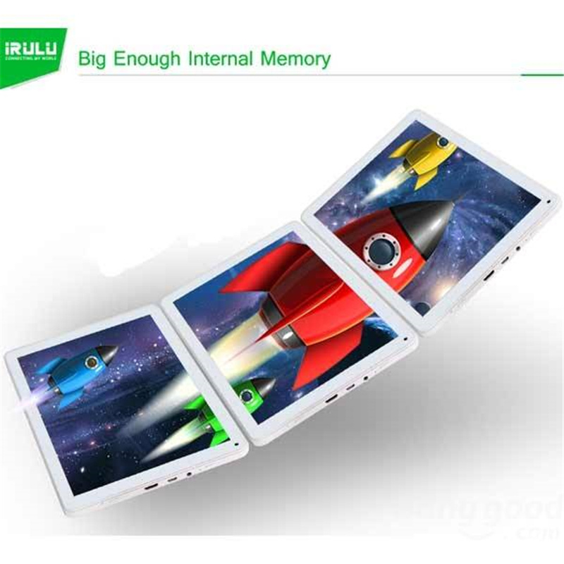 IRulu X1 Allwinner A20 Dual Core 9 7 Inch Android 4 4 Dual Cameras 10 1