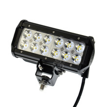 7INCH 36W CREE Led Work Light Bar Flood Driving Fog Offroad Jeep Truck A7 SUV(China (Mainland))
