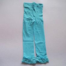 Multi Color Toddler Kids Girl Lace Velvet Legging Pantyhose Stocking FAx