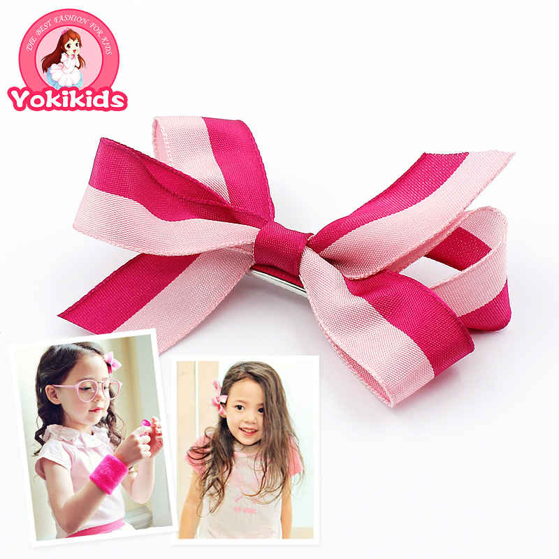 300pcs/lot Children's hair accessories Headwear street shooting star with mainstream sports equipment stripes hairpin 50417(China (Mainland))