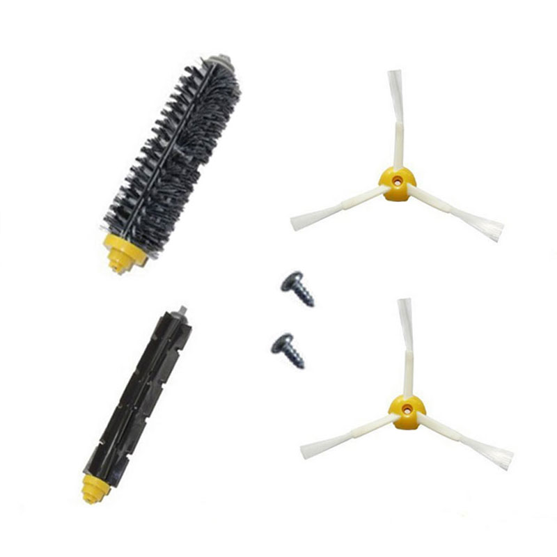Bristle Flexible Beater Brush For Vacuum Cleaner iRobot Roomba 600 700 Series 620 625 630 650 655 660 760 770 780 790(China (Mainland))