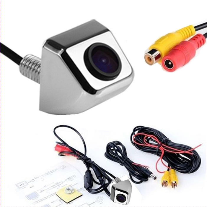 New 170 Degrees CMOS Anti Fog Night Vision Waterproof Car Rear View Reverse Backup Camera<br><br>Aliexpress