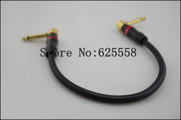 High Quality OFC Copper Guitar Cable HIFI Stage Performances Cable Noise reduction Audio Cable(China (Mainland))