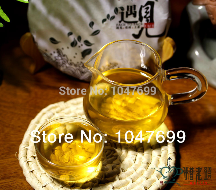Met bad old Pu er tea trees pure raw material porn raw Pu er tea