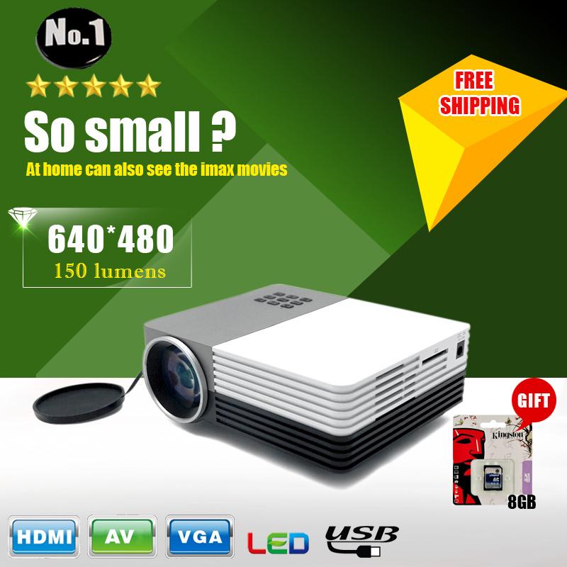 Проектор OEM 8GB SD