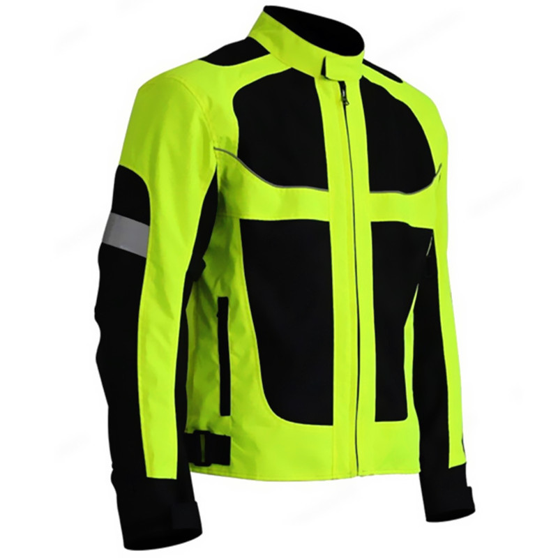 Online Buy Wholesale safety green jackets from China safety green ...