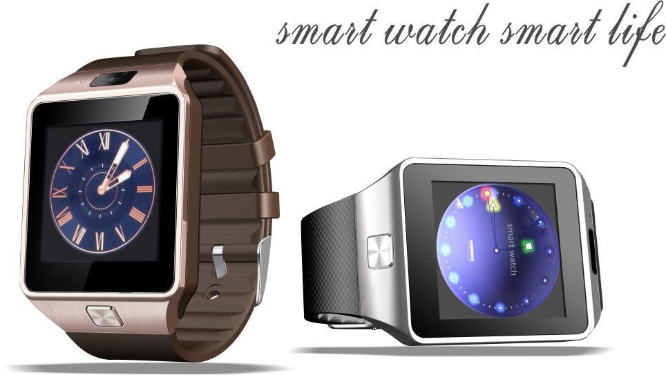 2015 Dual Core Wrist Consumer Electronics Android 4.4 Watch 3G CDMA/GSM GPS Casual Smart Watch Phone(China (Mainland))