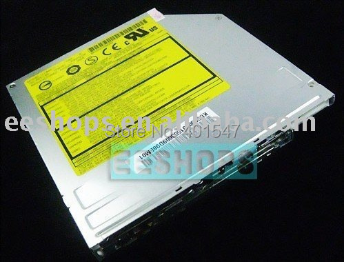Cheap for Apple PowerBook iBook G3 G4 G5 Panasonic UJ-845-C Superdrive 8X DVD RW DL Writer 24X CD-RW Burner Slot-in IDE Drive(Hong Kong)