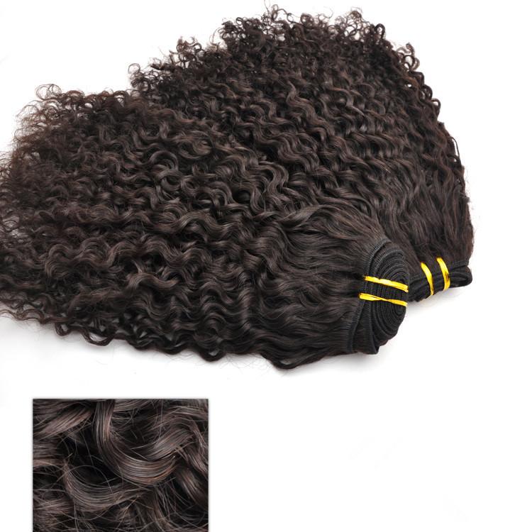 Brazilian Virgin Hair Water Wave Brazilian Hair Weave Bundles Wet And Wavy Virgin Brazilian Curly 1PCS/Lot Human Hair Extensions