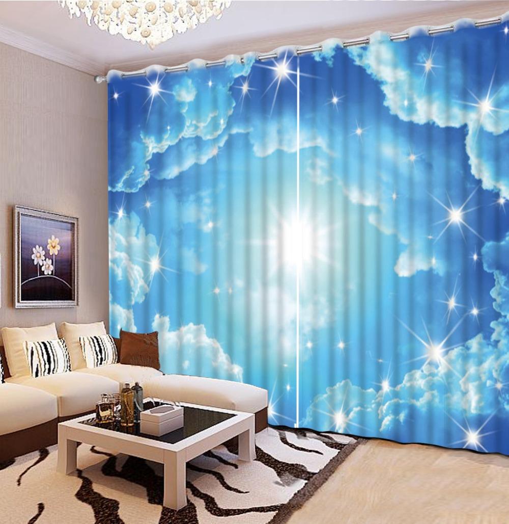 blau raum vorh nge kaufen billigblau raum vorh nge partien. Black Bedroom Furniture Sets. Home Design Ideas