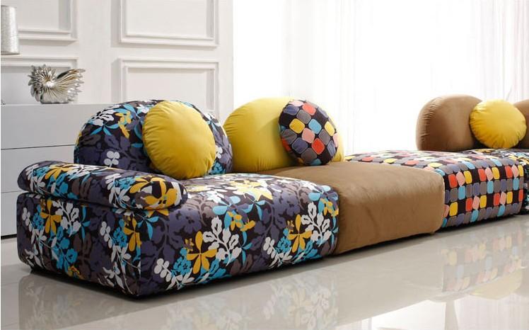 u best vente chaude tissu sofa sectionnel ensemble salon section canap color canap design de mode dans canaps salle de sjour de meubles sur - Canape Colore