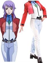 Gundam00 Celestial Being Anew Returner Gundam Meisters Uniform Anime Cosplay Costume