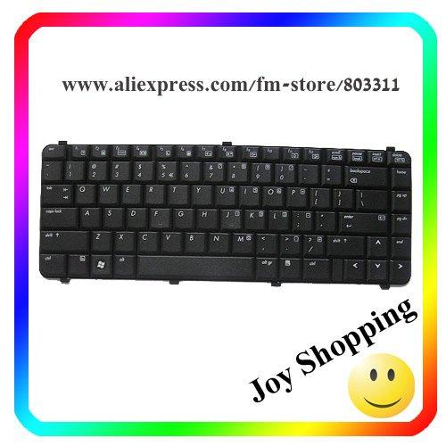 Free shipping: 5pcs/Lot brand new and original notebook keyboard, laptop keyboard for HP CQ510 CQ511 CQ515 CQ516  US version<br>