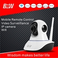 BW Smart Surveillance Wifi IP Camera Wireless IP Camera Wi Fi P2P 1080 720P HD 360