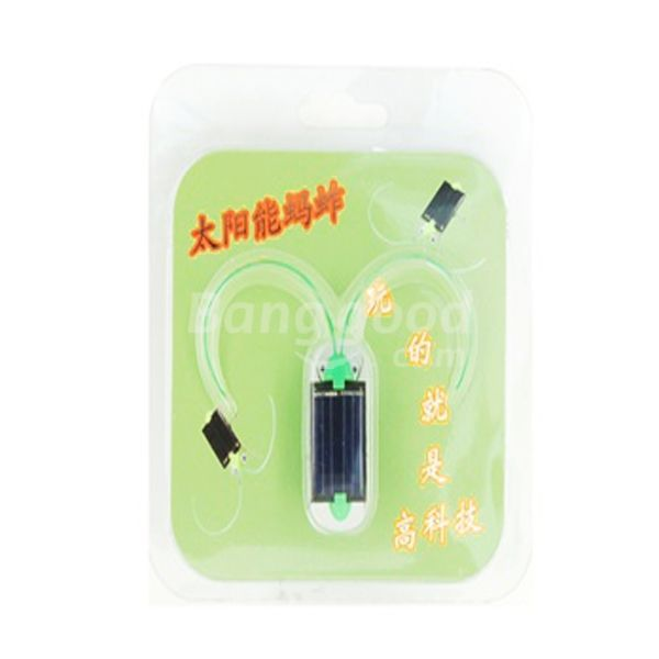 FunSolo Educational Solar powered Grasshopper Toy Gadget(China (Mainland))