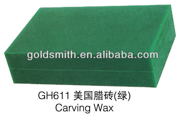 Free shipping carving wax block spray molds