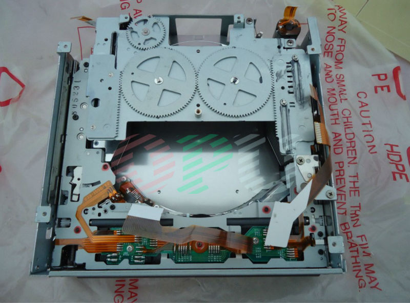 Clarion 6 CD mechanism old style Ni$$an Infiniti G35 Lexus Acur Hond car radio tuner systems - OPU ELECTRONICS(HK store LIMITED's store)