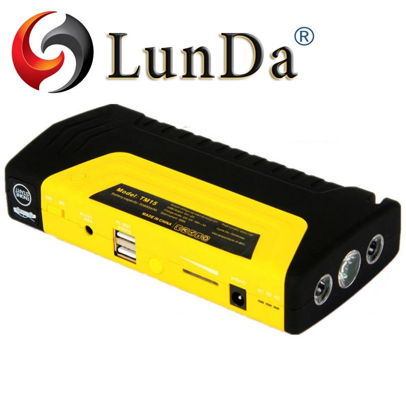 Car Jump Starter car battery Car Tyre Inflator Pump Car Safety Hammer JumpStarter Set Mobile Auto emergency power(China (Mainland))