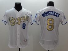 #16 bo jackson royals jersey jersey baseball gold Kansas City Royals jersey cheap 35 Eric Hosmer 13 Salvador Perez jersey(China (Mainland))