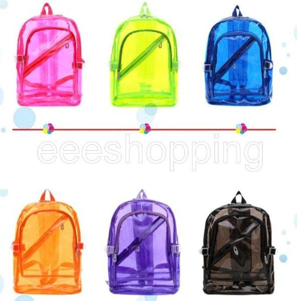 Kids Clear Backpacks | Frog Backpack