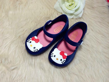 Spring 2016 new fish head shoes baby toddler shoes Princess shoes kitty soft-soled shoes(China (Mainland))