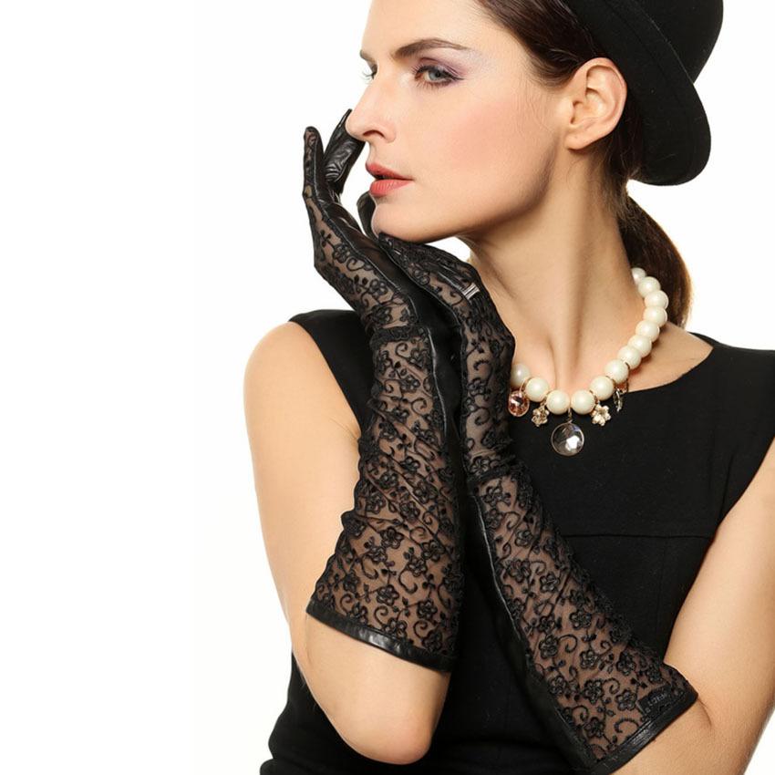 Long Dress Gloves - Gloves