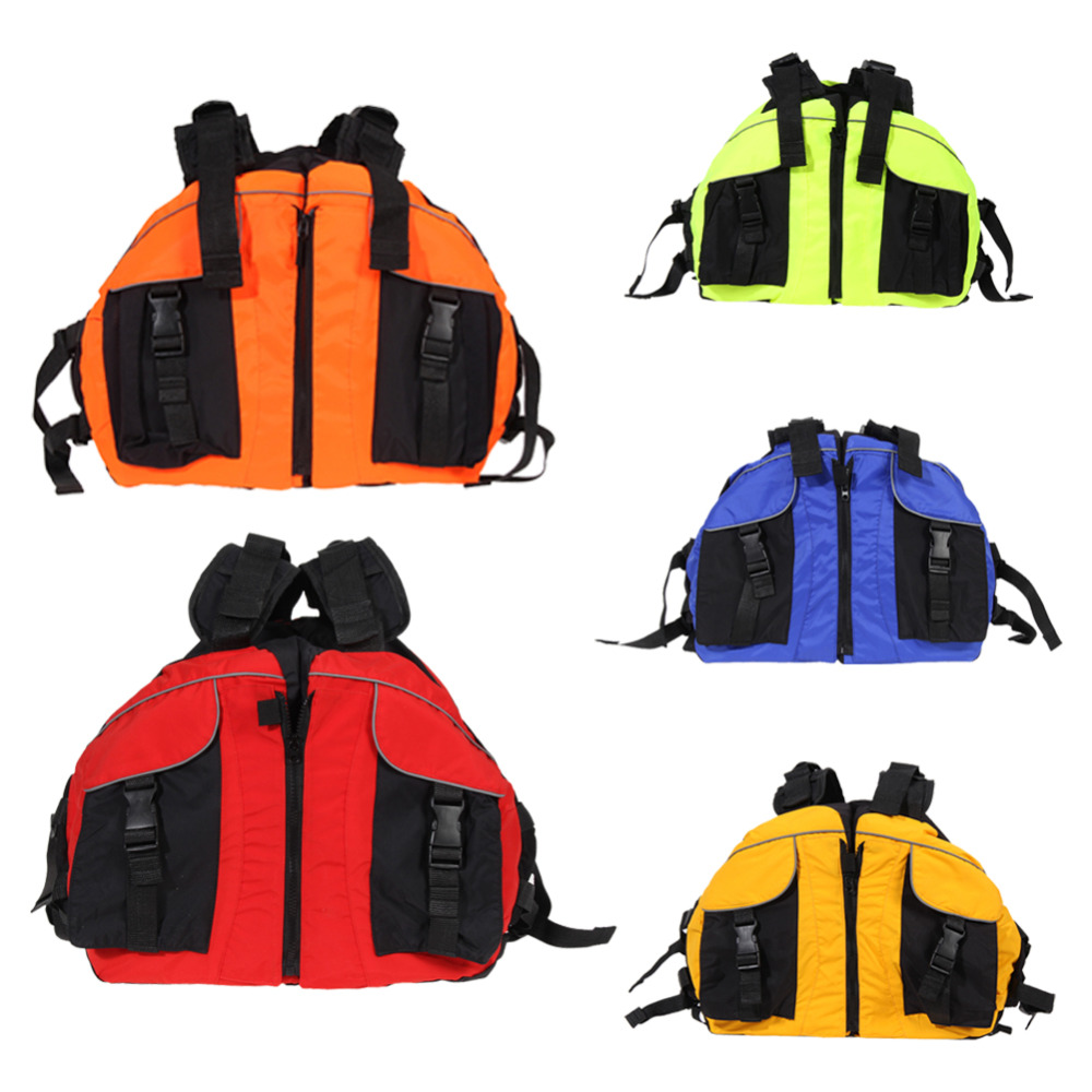 Water Sports Outdoor Polyester Adult Life Jacket Universal Swimming Boating Ski Boat Drifting Vest Survival Suit Free Shipping(China (Mainland))