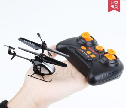 The New product Free Shipping Syma S6 3CH RC Mini helicopter with GYRO remote control quadcopter the world smallest drone(China (Mainland))