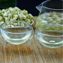 Promotion 100g China 100 Natural Freshest Jasmine Tea Flower Tea Organic Food Green Tea Health Care