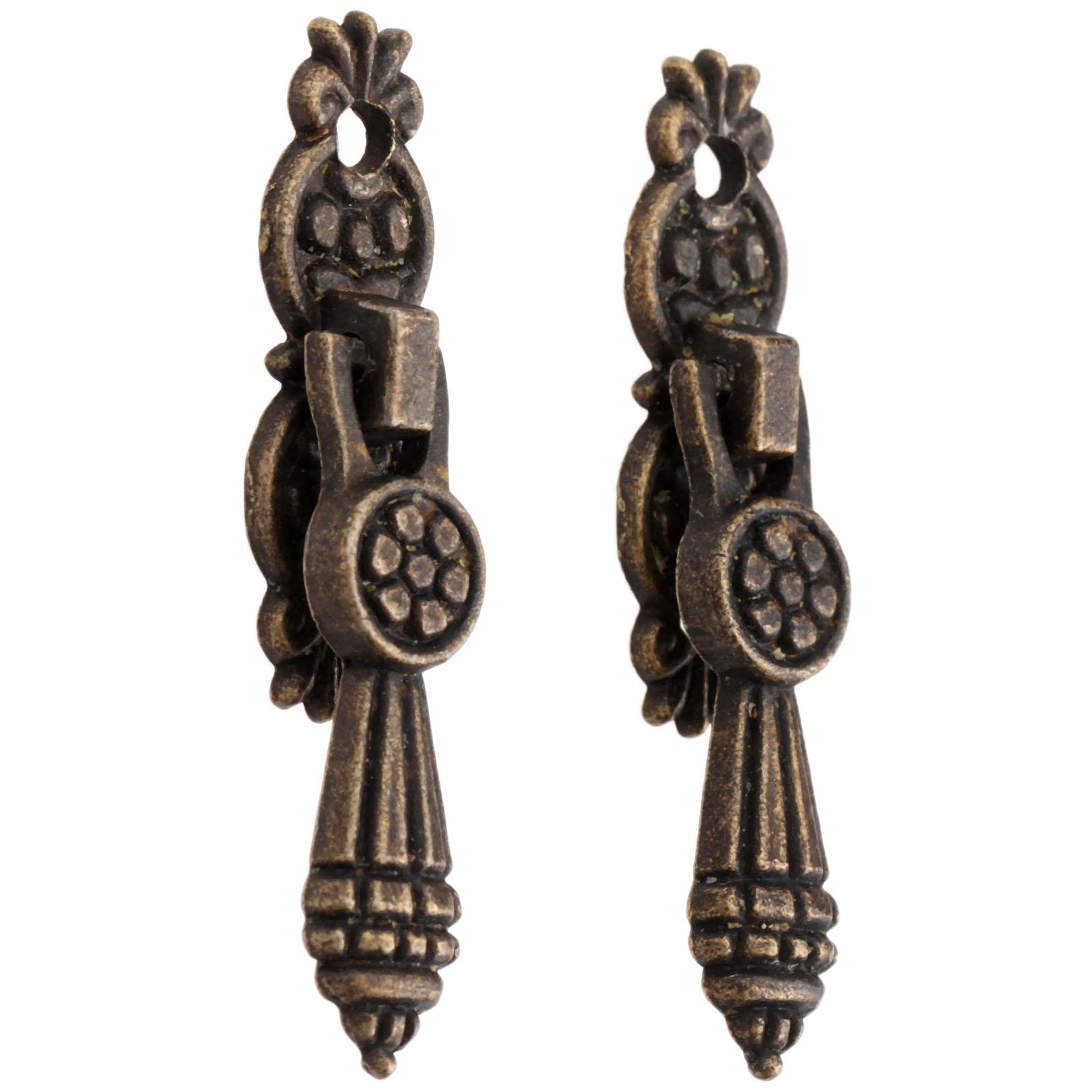 Pcs Bronze Antigo Cômoda Puxador de Gaveta Punho Do Armário Punho  #866845 1600x1600