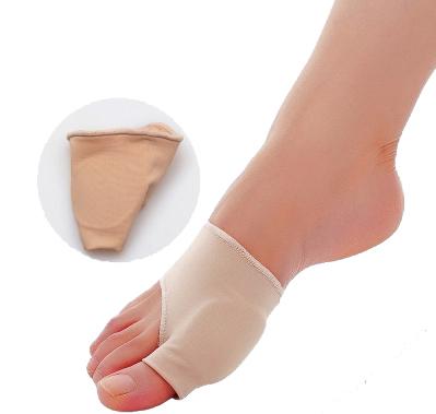 2pcs/lot Stretch Nylon Great Toe Cyst Foot Care Tool , Hallux Valgus Guard Cushion Bunion Toe Separator(China (Mainland))