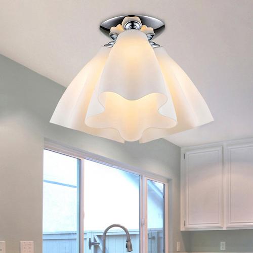 Фотография Brief circle led bedroom lighting ceiling light romantic discoloration