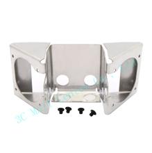 3d printer parts Ultimaker 2 stainless steel dual fan bracket UM2 match 2510 duct fan mount