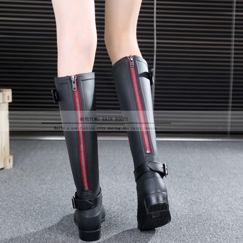 boot stand Picture - More Detailed Picture about rainboots fashion ...