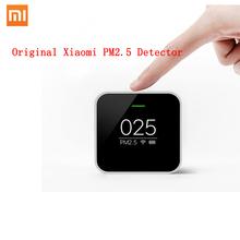 Buy Xiaomi PM2.5 Detector Sensor Air Wifi 2.4GHZ Monitoring High-precision Laser Sensor OLED Screen Mi Air purifier for $59.99 in AliExpress store