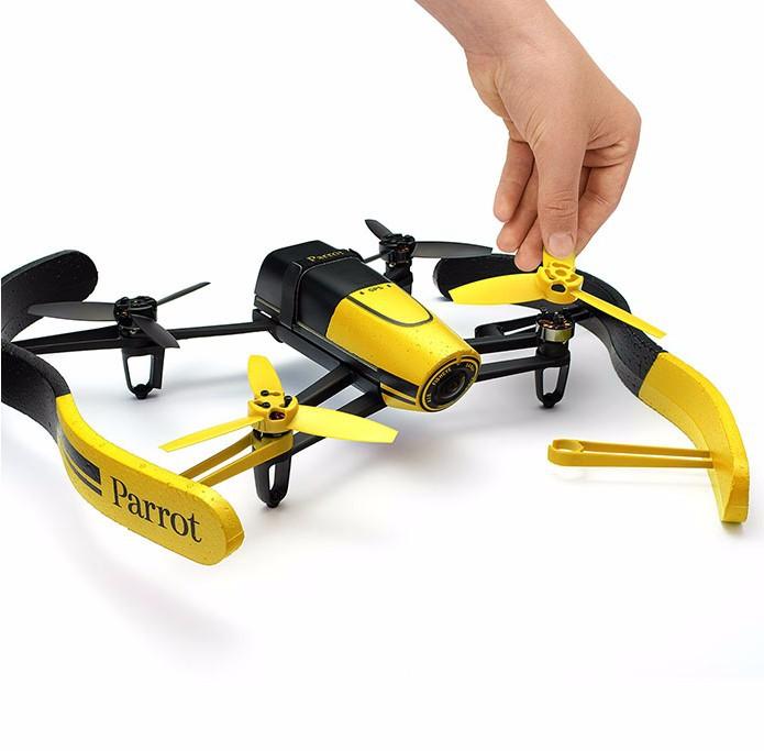 ��4pcslot parrot bebop � drone drone 30 3blade