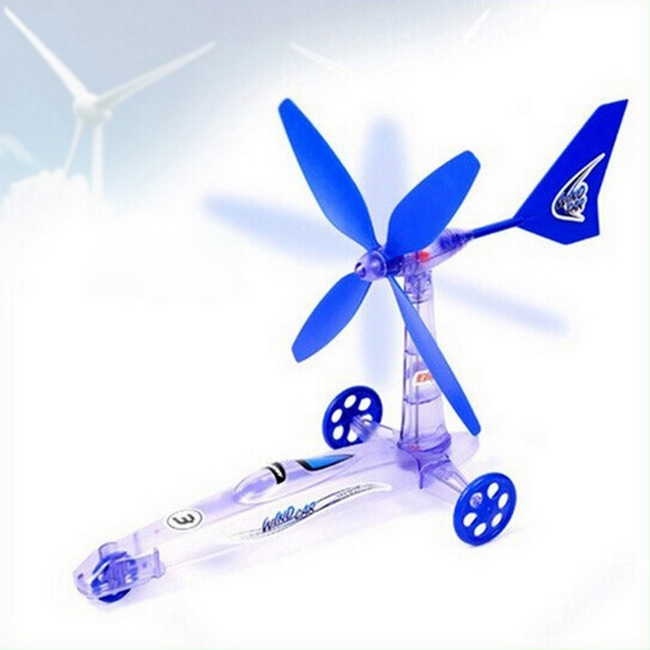концепт кары на энергии ветра