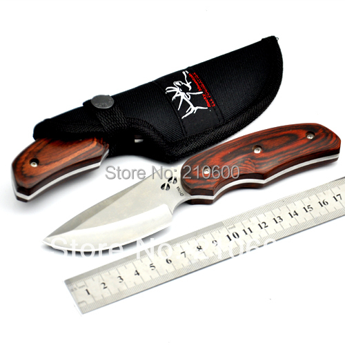 Military knife buck hunting knife camping knives surrival knife