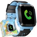 Smart Phone Watch Children Kid Wristwatch GSM GPRS GPS Locator Tracker Anti Lost Touch Smartwatch Child