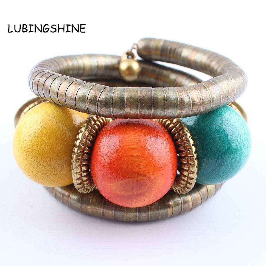 Vente en gros bracelets en bois d 39 excellente qualit de for Vente bois flotte gros