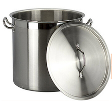 Buy stainless steel pot soup pot stock pots soup barrel many size panela 05 style 71 Liters for $83.30 in AliExpress store