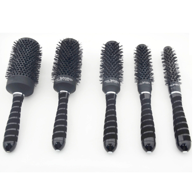 Aliexpress.com : Buy Brush for Hair 5pcs Round Ceramic