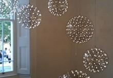 Modern Moooi Raimond Dia 43 cm Suspension 92 pcs LED bulbs Chandelier Round Pendant Lamp with higher quality(China (Mainland))