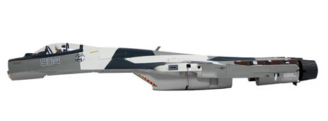 Fuselage set with canopy with decal to Freewing su-35 Jet airplane<br><br>Aliexpress
